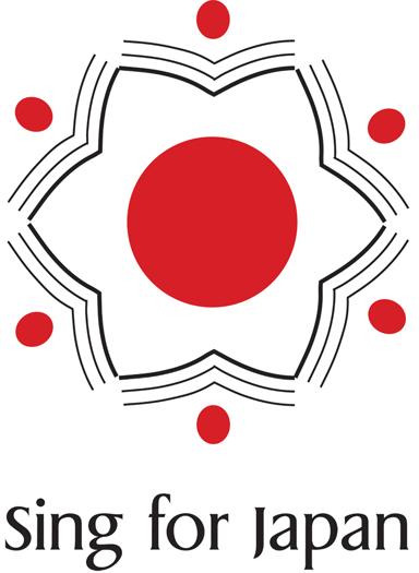 Sing for Japan logo
